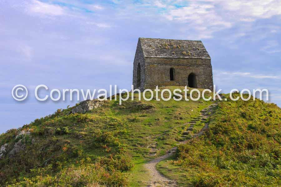 St Michael's Chapel At Rame Head